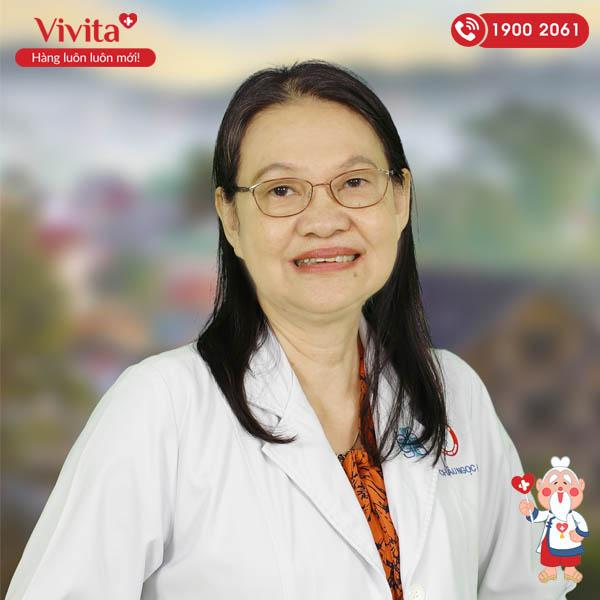 Bác sĩ Châu Ngọc Hoa