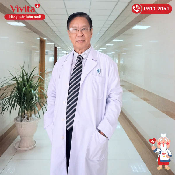 Bác sĩ Đặng Vạn Phước