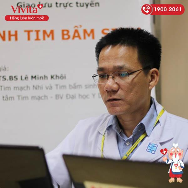 Bác sĩ Lê Minh Khôi
