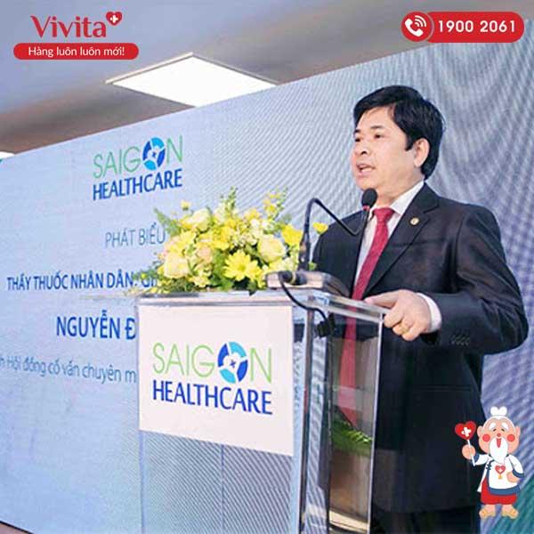 GS.TS.BS Nguyễn Đức Công