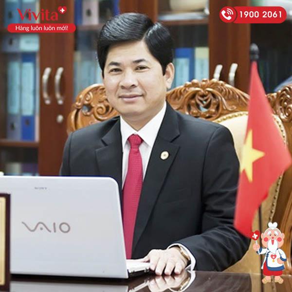 Bác sĩ Nguyễn Đức Công