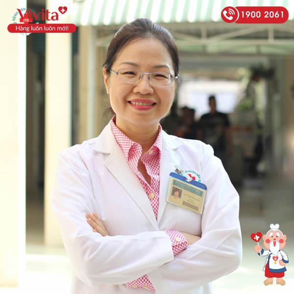 Bác sĩ Nguyễn Thị Mỹ Hạnh