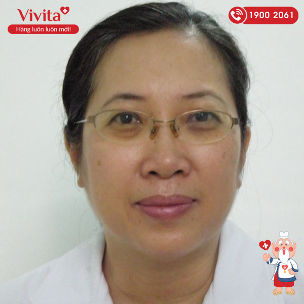 Bác sĩ Nguyễn Thị Thanh Lan