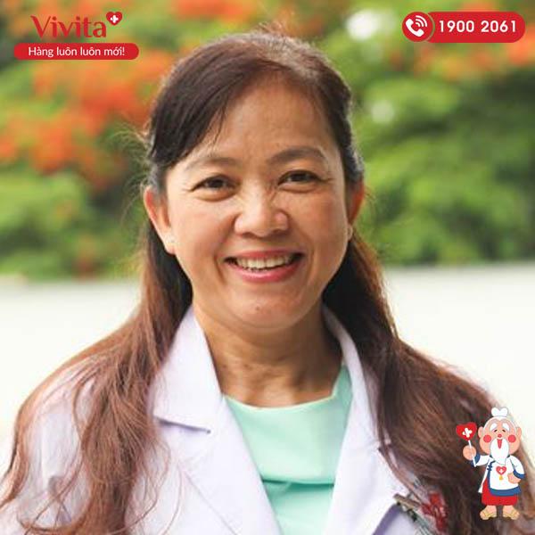 Bác sĩ Thái Thị Mai Yến