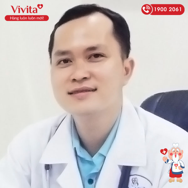Bác sĩ Trần Công Duy