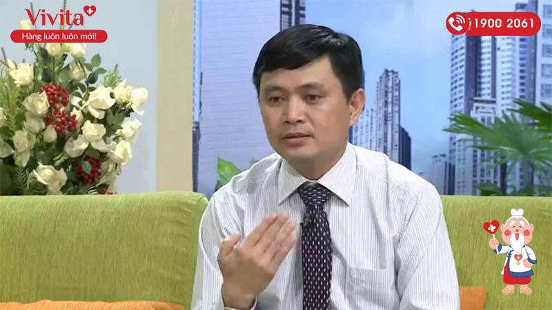 PGS.TS.BS Văn Thế Trung - Chuyên khoa Da liễu