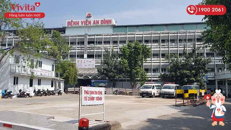 Toàn cảnh bệnh viện An Bình