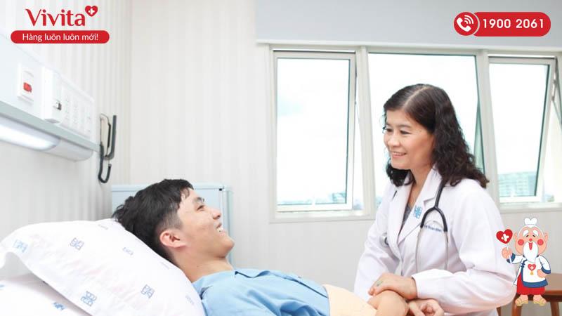 Dịch vụ khám chữa bệnh nội trú tại bệnh viện ĐHYD TP.HCM