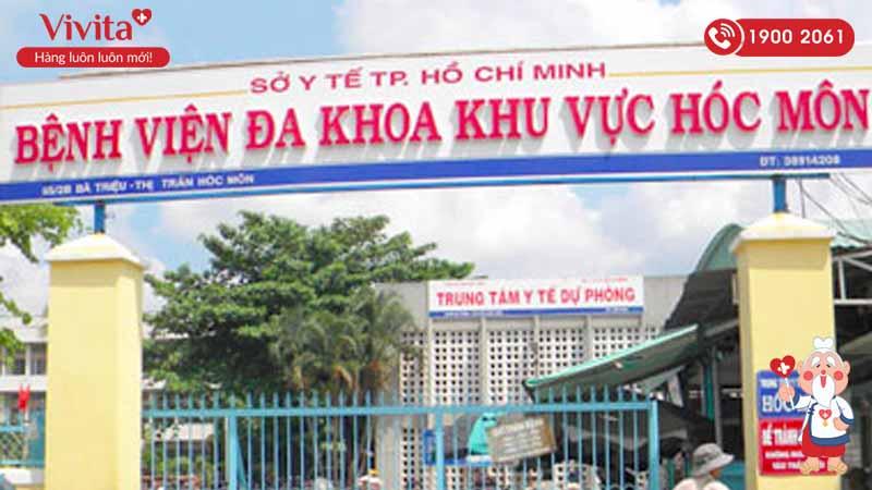 Bệnh viện Đa khoa Khu vực Hóc Môn