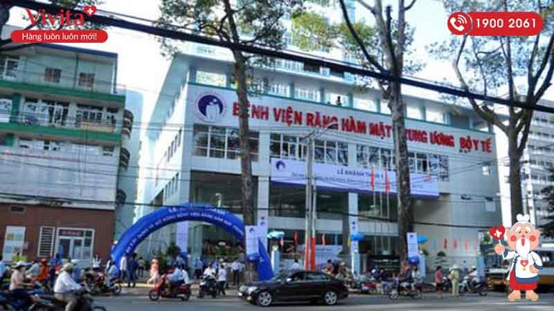Bệnh viện Răng Hàm Mặt Trung ương TP.HCM