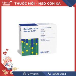 calcium stella vitamin c pp