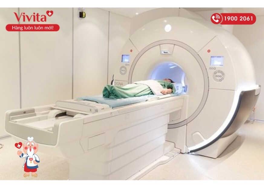 Các bác sĩ sẽ tiến hành chụp cộng hưởng từ đa thông số để thu thập hình ảnh.
