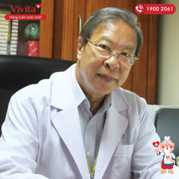 GS.TS.BS Đặng Van Phước - người thầy đi đầu trong lĩnh vực Tim mạch