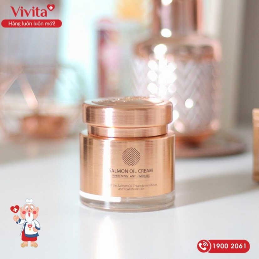 Thành phần kem đến từ thiên nhiên lành tính, an toàn và phù hợp với mọi loại da.