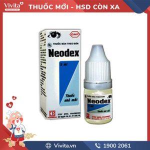 Thuốc nhỏ mắt neodex