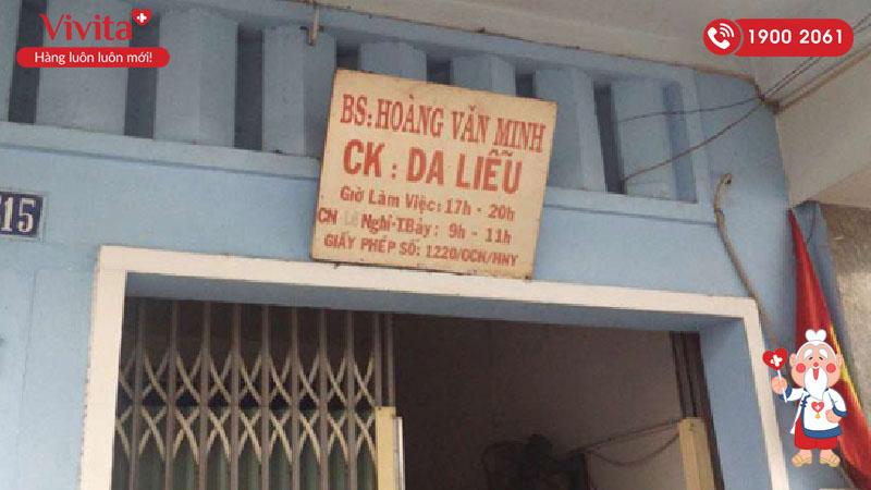 Phòng khám Da liễu bác sĩ Hoàng Văn Minh