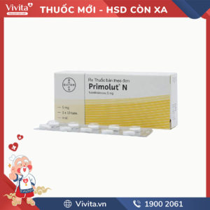 Thuốc trị rối loạn nội tiết Primolut N