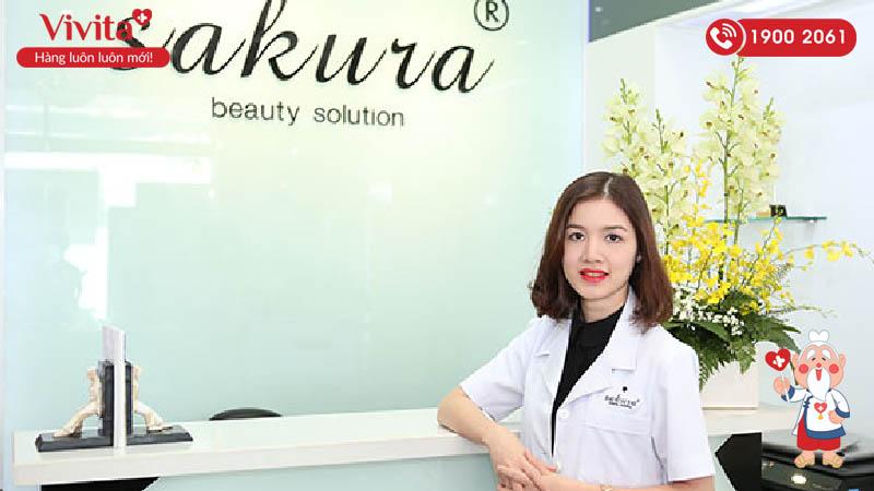 Bác sĩ Lê Vi Anh - Chuyên gia cố vấn của Sakura Việt Nam