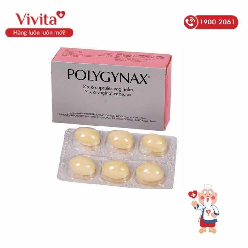 Thuốc đặt viêm phụ khoa Polygynax là một trong những loại thuốc được sử dụng đầu tiên trong việc điều trị viêm phụ khoa bằng viên đặt.