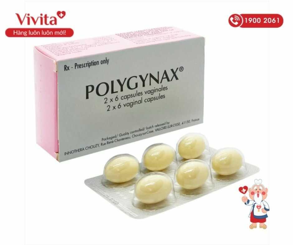 Thuốc đặt viêm phụ khoa Polygynax được chứng minh có những công dụng nổi bật trong việc điều trị các bệnh phụ khoa.