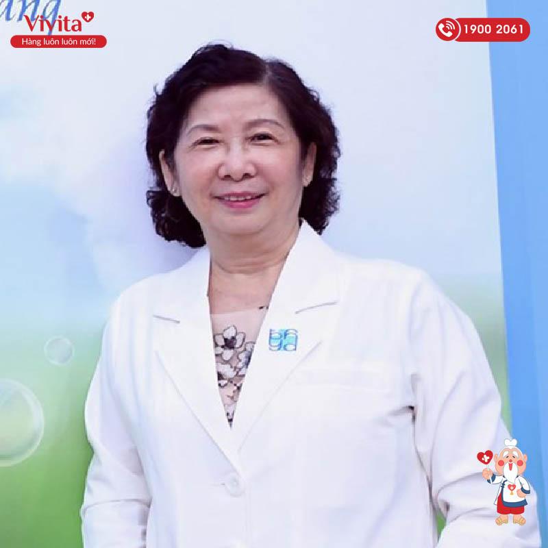 Thạc sĩ, bác sĩ Phạm Thị Tiếng