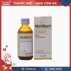 Siro chống nôn Motilium