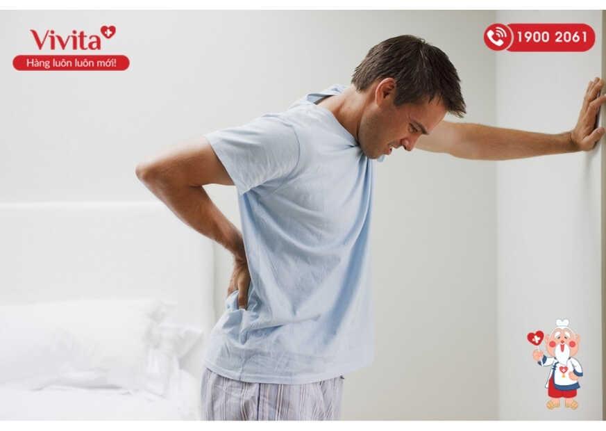 Nam giới khi mắc các bệnh lý về tuyến tiền liệt thường có các dấu hiệu tiểu buốt, tiểu rát.