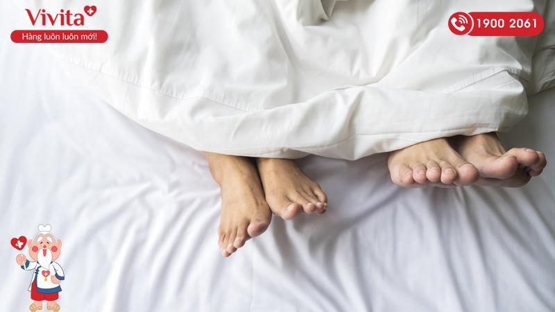 Viêm tuyến tiền liệt có quan hệ được không
