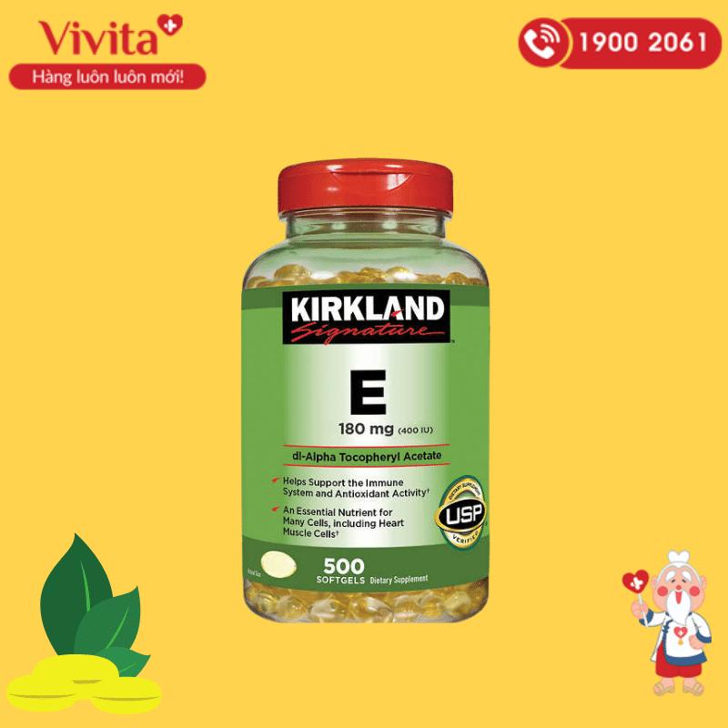 Việc bổ sung vitamin E là một phương pháp hữu hiệu trong việc làm đẹp và cải thiện làn da.