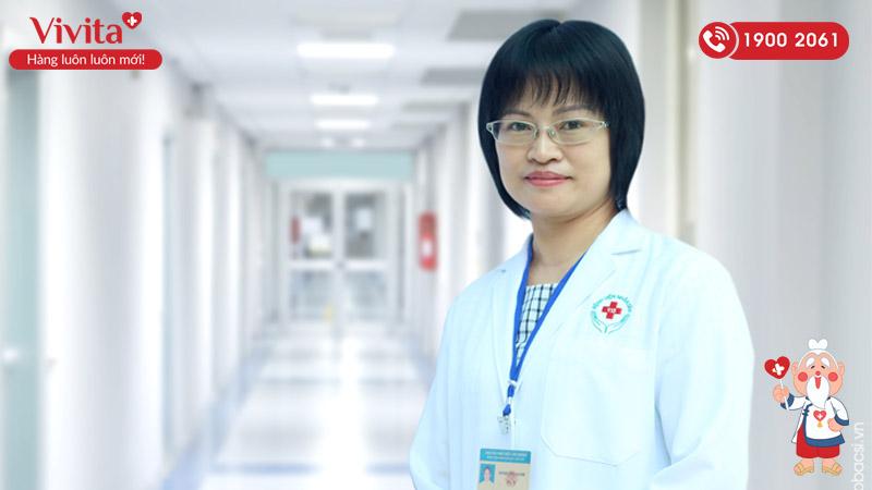 Bác sĩ Đinh Thu Oanh