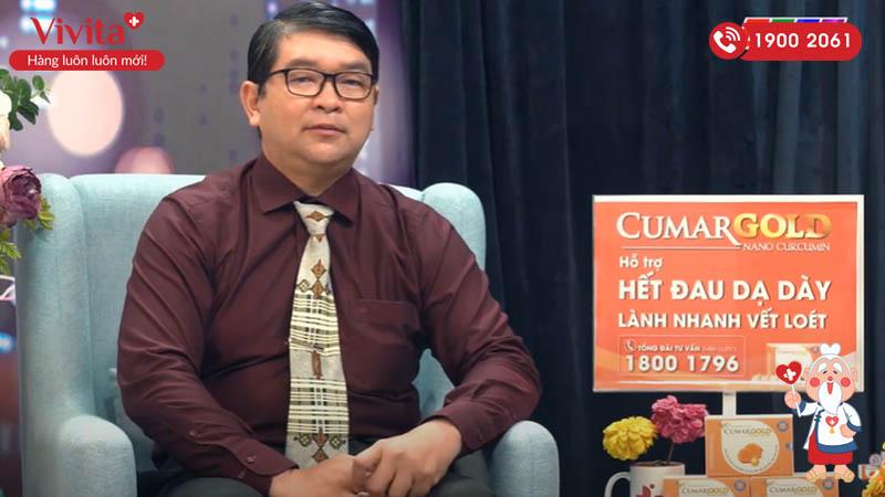 Bác sĩ Lê Châu Hoàng Quốc Chương