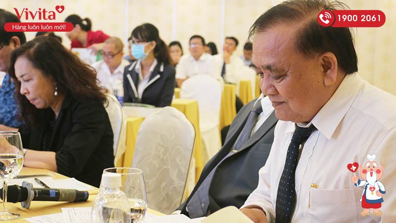 Bác sĩ Lê Huy Hòa