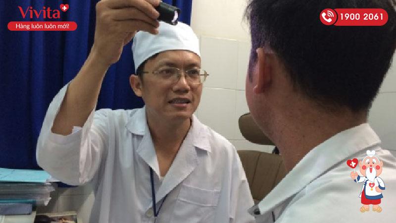 Bác sĩ Chuyên khoa 1 Trần Thế Viện – Chuyên khoa Da liễu