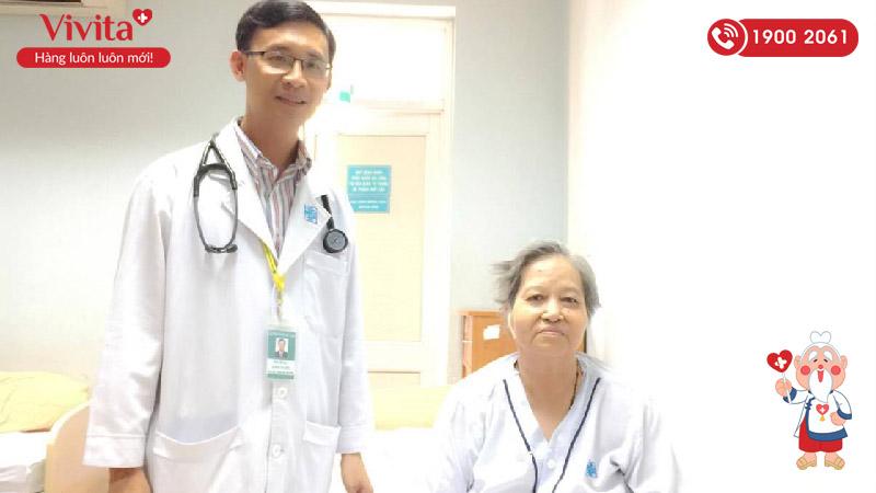 Bác sĩ Chuyên khoa 1 Lương Văn Đến