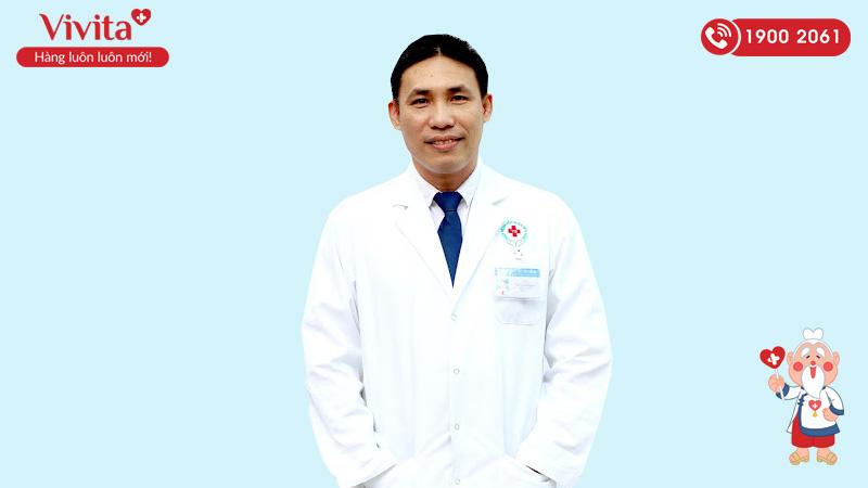 Thạc sĩ, Bác sĩ Hồ Vĩnh Phước – Chuyên khoa Ung bướu