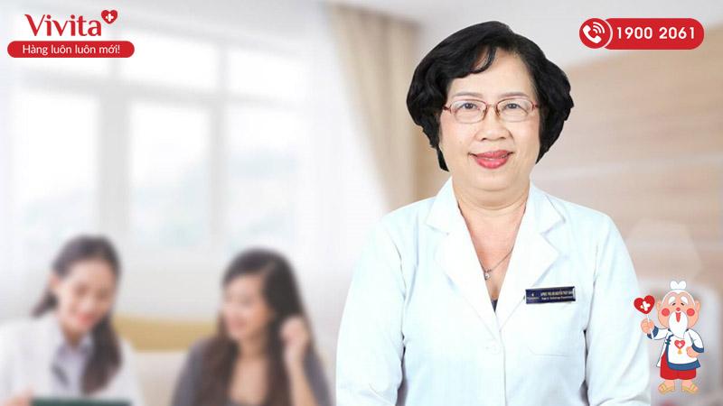 Bác sĩ Nguyễn Thúy Oanh