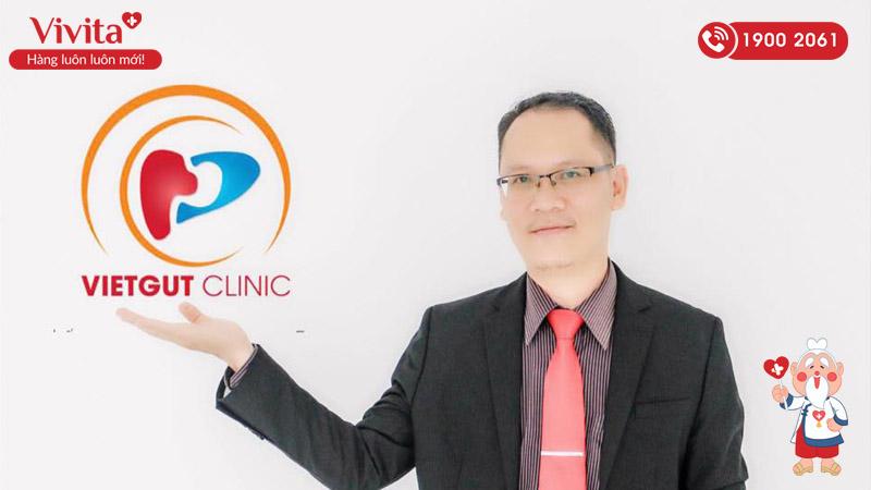 ThS.BS Trần Kinh Thành tại phòng khám VietGut Clinic