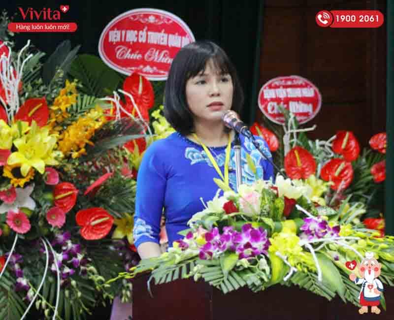 Bác sĩ Trần Thị Khánh Tường