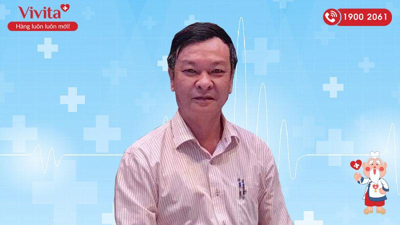 Thạc sĩ, Bác sĩ Võ Quang Đỉnh – Chuyên khoa Da liễu