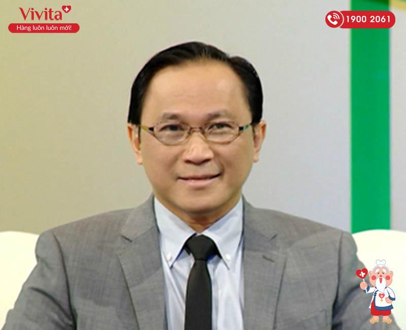 PGS.TS.BS Bùi Hữu Hoàng