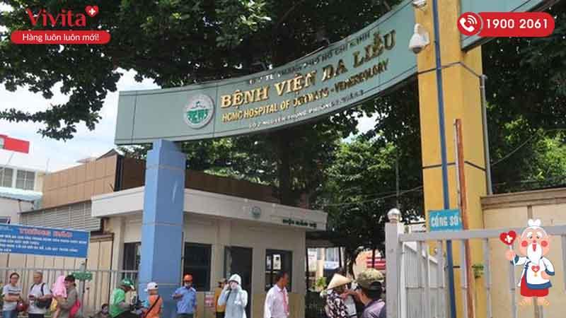 Bệnh viện Da liễu Thành phố Hồ Chí Minh