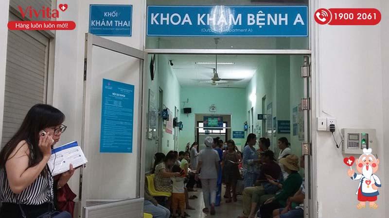 Khoa Khám bệnh A của bệnh viện