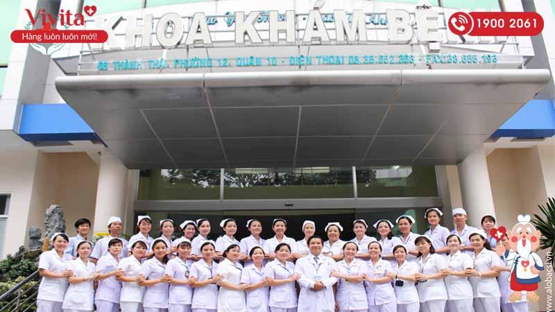 Khoa Khám bệnh của bệnh viện