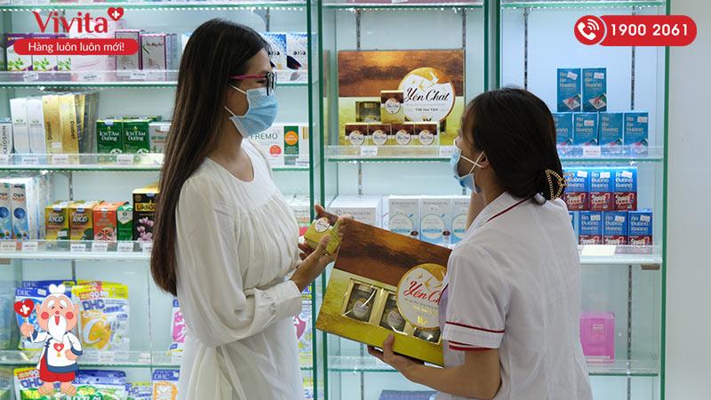 đánh giá của khách hàng vê nhà thuốc vivita