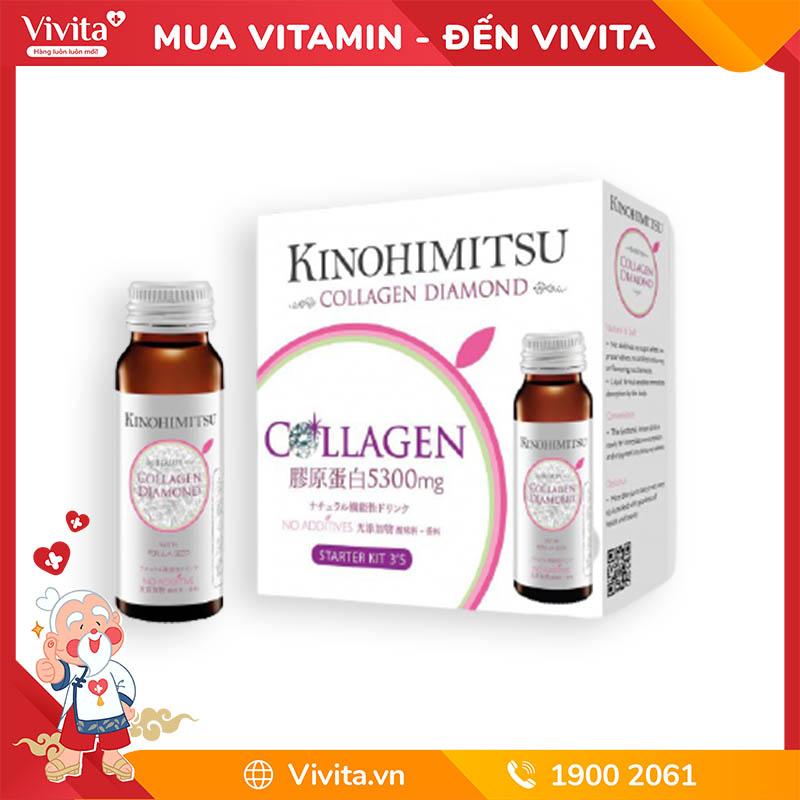 đánh giá của khách hàng Kinohimitsu Collagen Diamondg