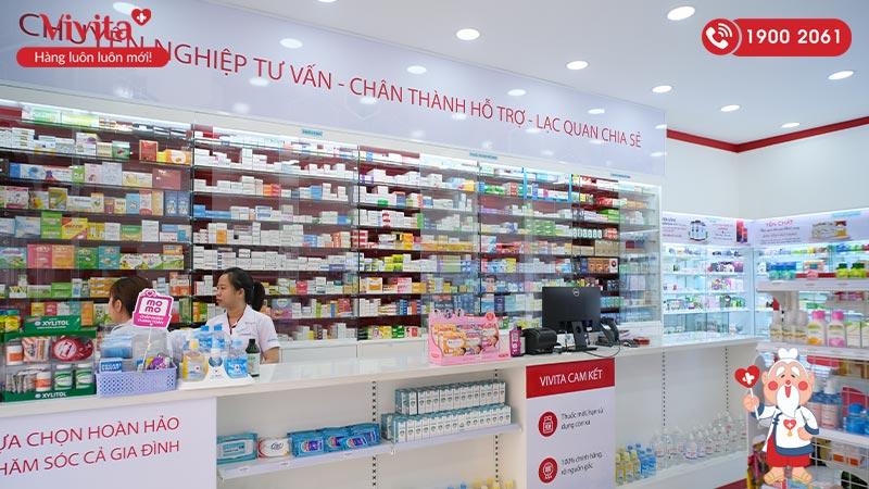 review của khách hàng về nhà thuốc vivita