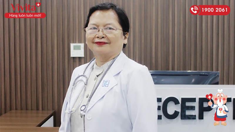 Bác sĩ Lê Thị Tuyết Lan