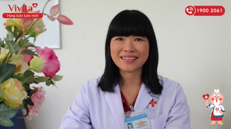 Bác sĩ Lê Thị Tuyết Phượng