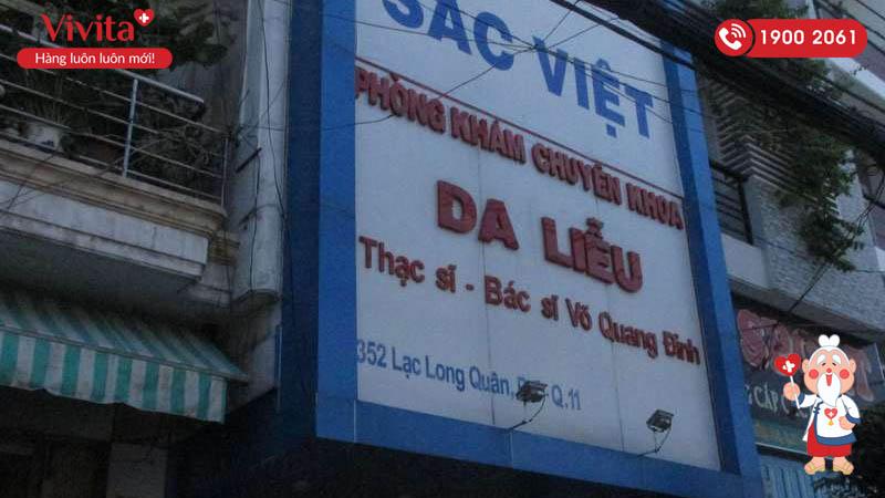 Phòng khám Da liễu bác sĩ Võ Quang Đỉnh