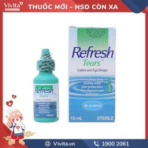 Thuốc nhỏ mắt refresh tears 15ml